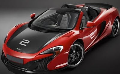 SuperCarWorld: McLaren 650S Can-Am