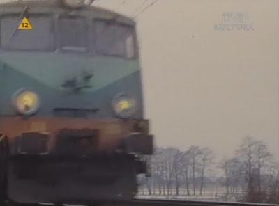 pociągi w polskich filmach