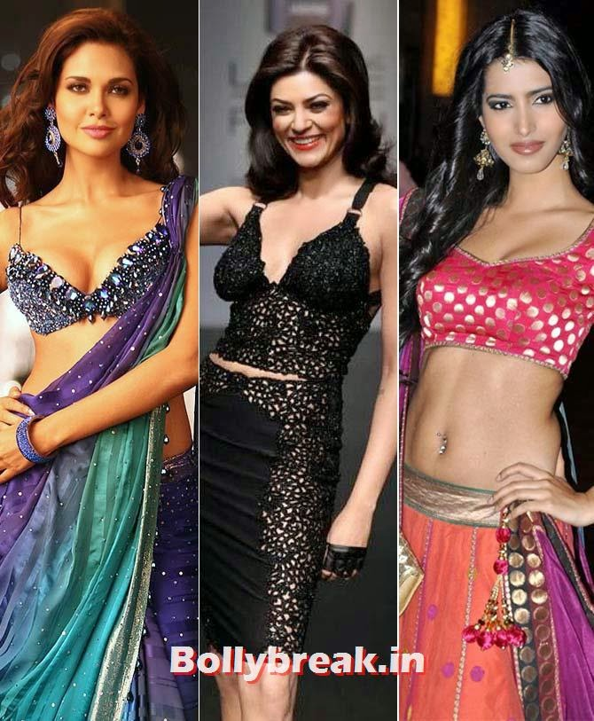 VOTE: Who is your favourite Miss India?, Miss India Who are bollywood Actresses