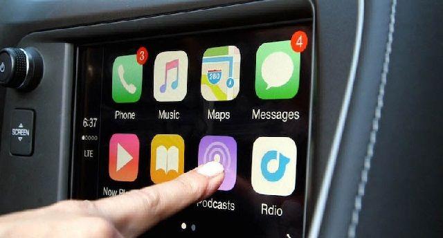 2020 Jeep Apple Carplay