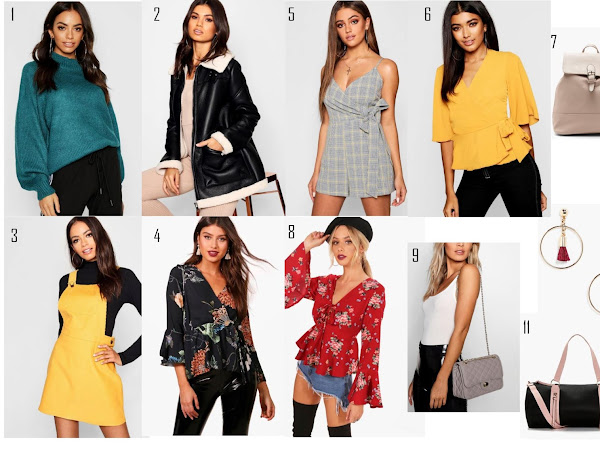 My Never-ending Boohoo Wishlist