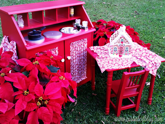 Home for Christmas: Candy Christmas Play Kitchen