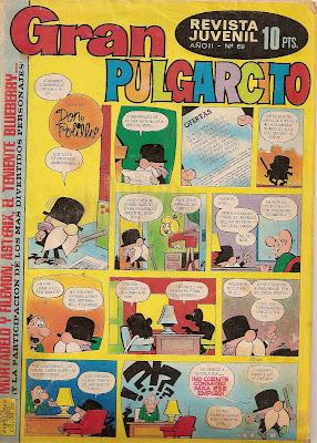 Don Polillo, Gran Pulgarcito nº 69 (18 de mayo de 1970)
