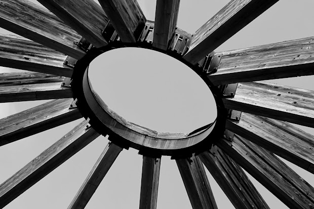 Radial Balance Photography Examples