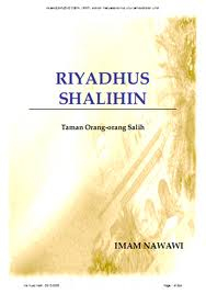 DOWNLOAD GRATIS EBOOK HADITS RIYADHUS SHALIHIN