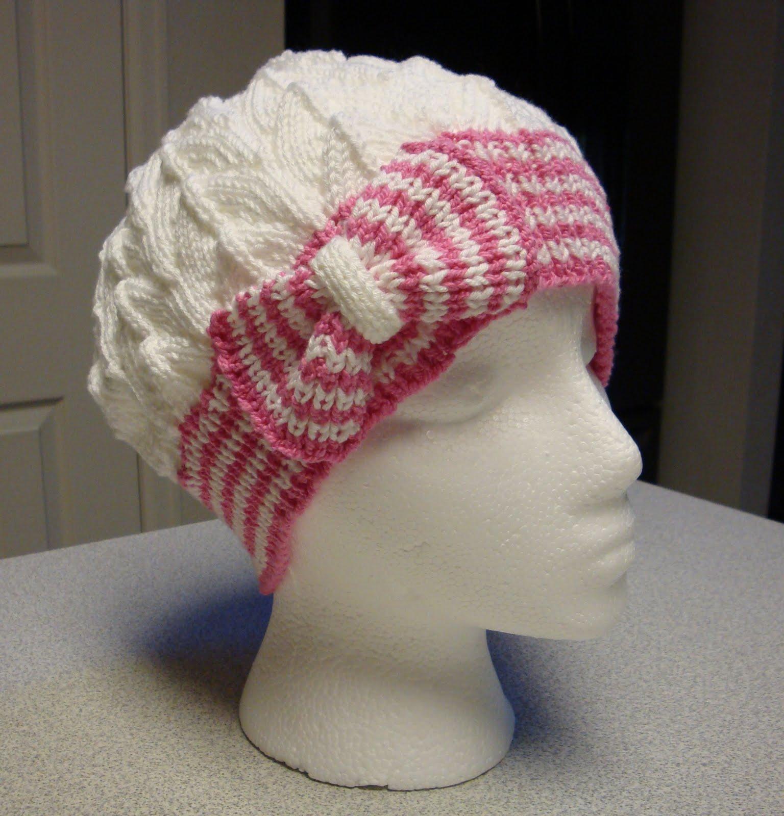Crochet Chemo Hat Patterns Crochet For Beginners