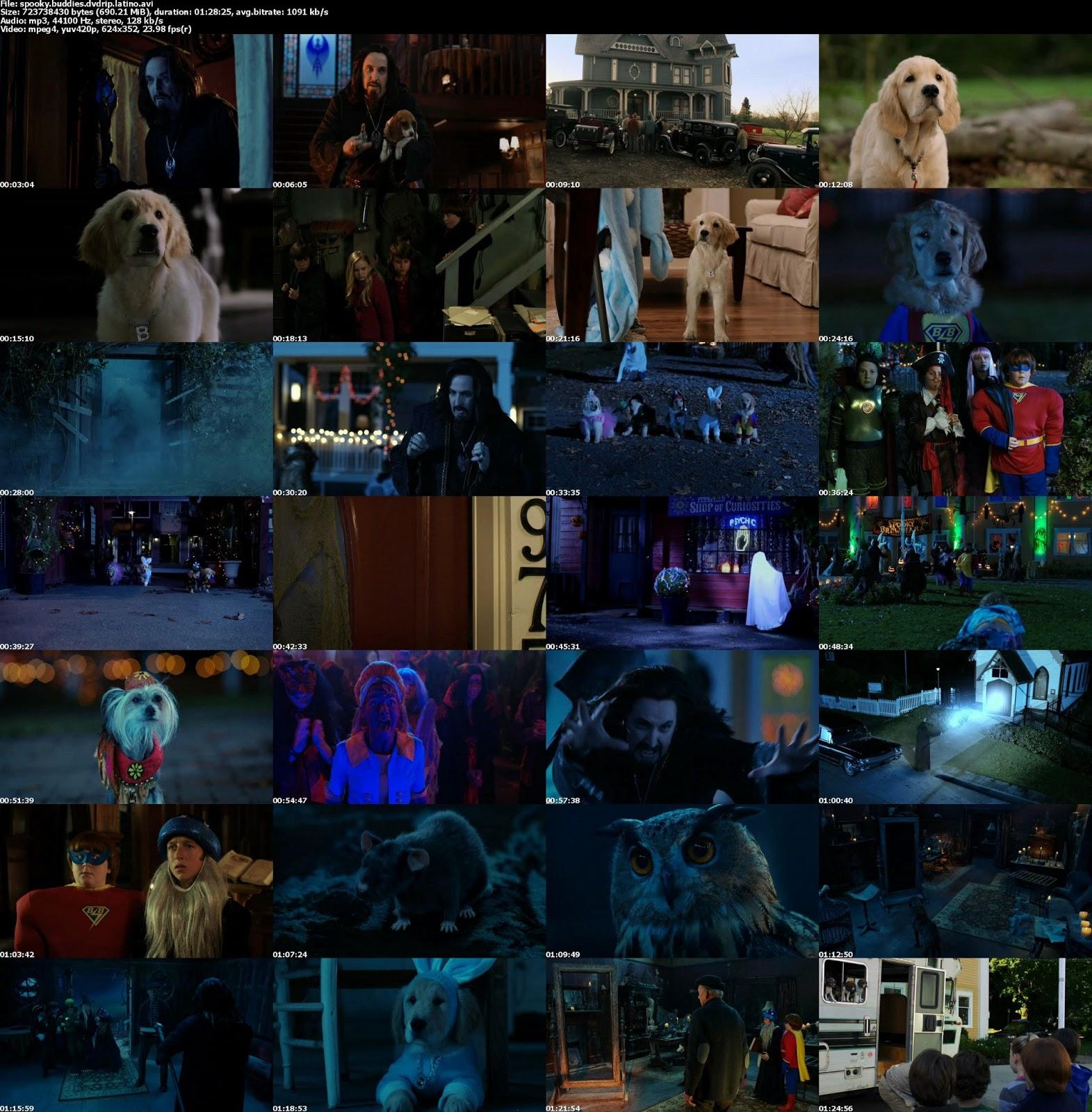 Spooky Buddies (2011), Movies On Dvd