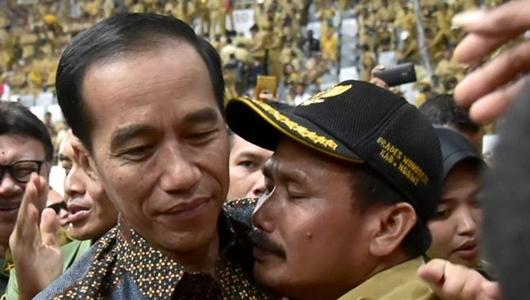 Jokowi Pastikan Jawab Kasus Novel Baswedan saat Debat Capres Besok