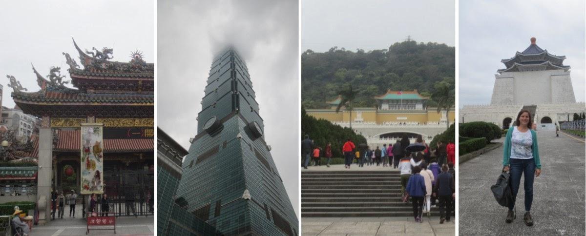 Taipei - Impressionen