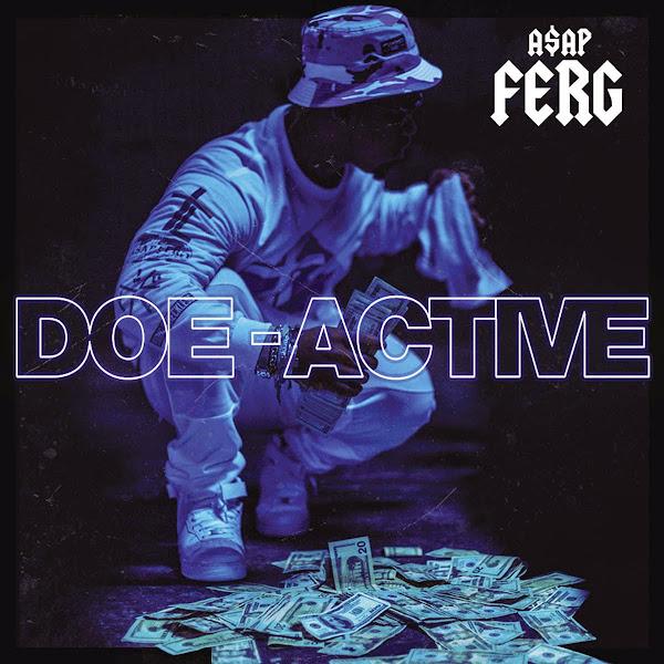 A$AP Ferg - Doe-Active - Single Cover