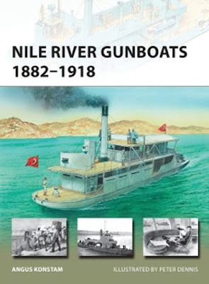 Nile River Gunboats 1882–1918
