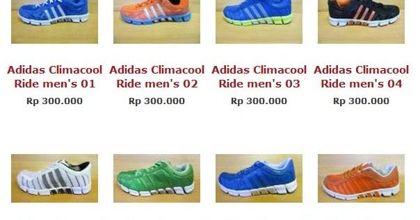Daftar Harga Sepatu Adidas Asli Branded Terbaru 2017 KEREN