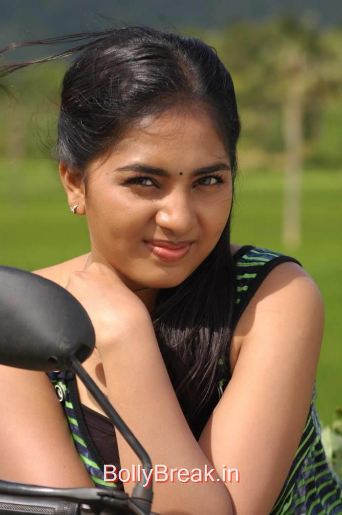 Srushti Dange Pics, Srushti Dange Hot Pics From Puriyatha Anantham Puthithaga Aarambam Movie