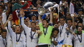 El Real Madrid es el equipo deportivo más valioso del mundo