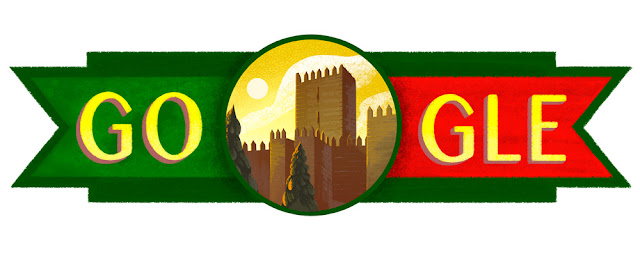 Portugal National Day 2016 - Google Doodle