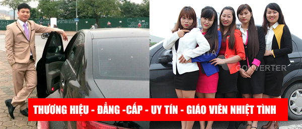 Học lái xe bằng B2 tại Hà Nội