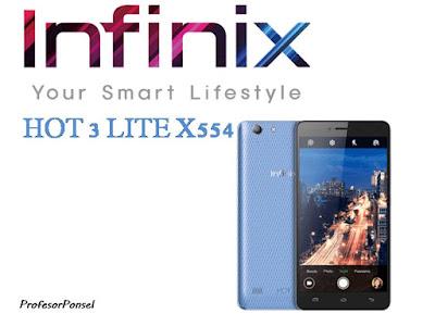 Review Infinix Hot 3 Lite X554 Lengkap Dengan Harga