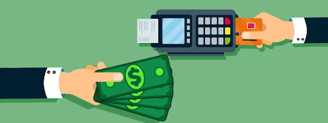 信用卡付款,消費,借貸無一不可