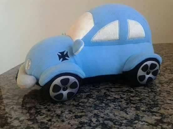 VW (inspired) Beetle Bug amigurumi pattern by Millionbells ... | 414x552