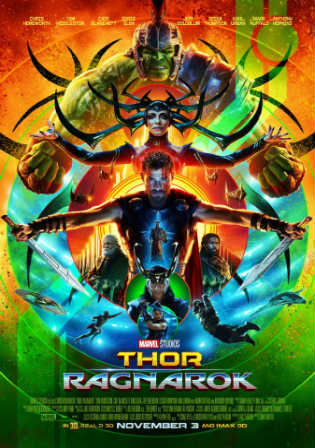 Thor Ragnarok 2017 HDRip 800MB Hindi Dual Audio 720p ESub Watch Online Full Movie Download bolly4u