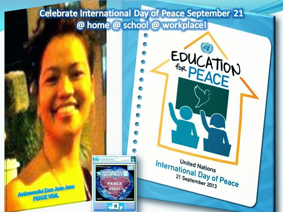 2013 International Day of Peace