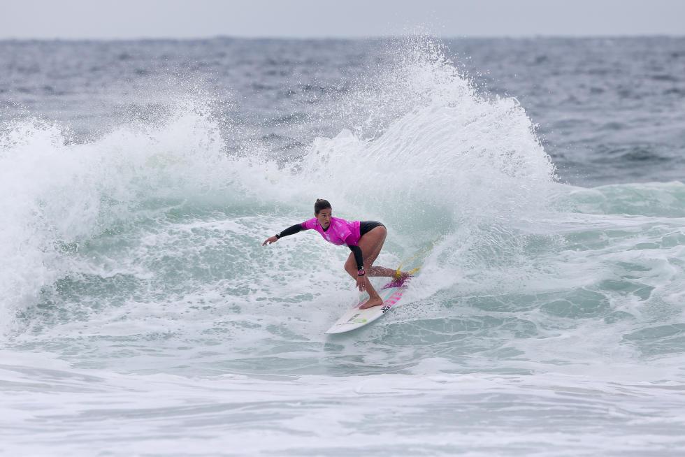 29 Sally Fitzgibbons Oi Rio Pro Foto WSL Kelly Cestari