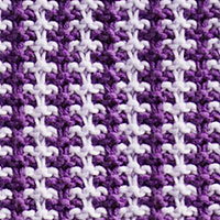 3-1 Tweed Slip stitch pattern. Nice pattern with a 4 row repeat, easy to knit and easy to remember so you can knit on the go
