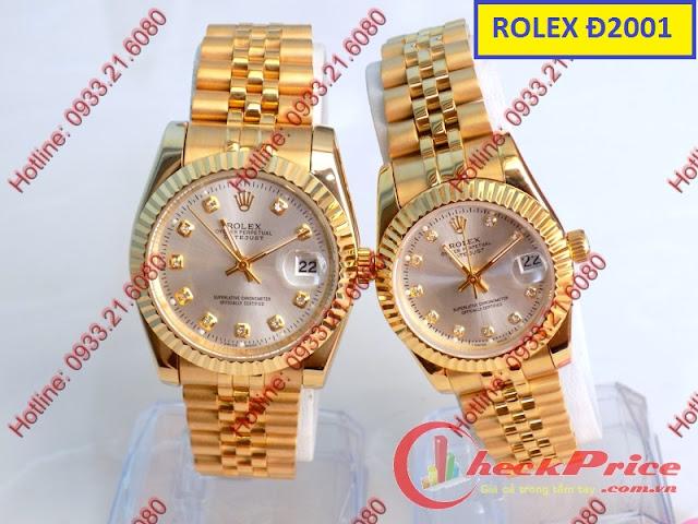 Đồng hồ đôi RL Đ2001