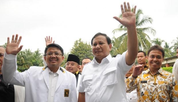 Presiden PKS dan Prabowo Bahas Pilgub Jabar Hari Ini