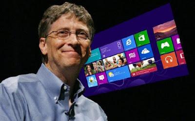 Bill Gates hafal nombor plat kenderaan pekerja