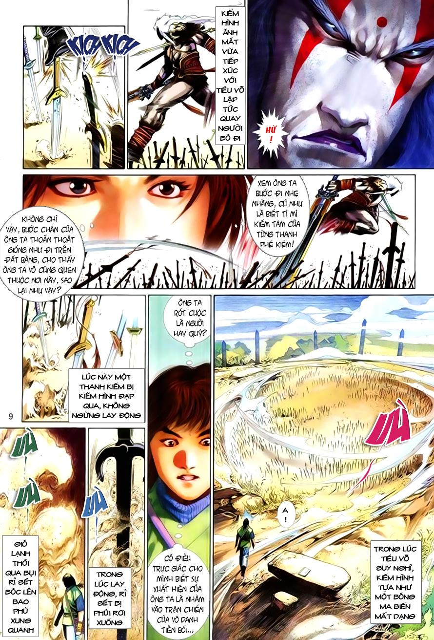Phong Vân chap 410 Trang 9