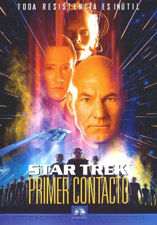 STAR TREK VIII: PRIMER CONTACTO (1996)