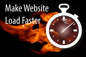 Build Website Traffic By Making Website loding faster