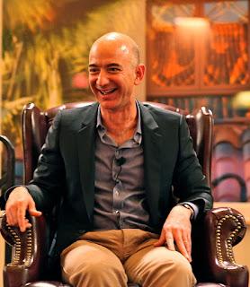 Jeff Bezos Founder of Amazon.com