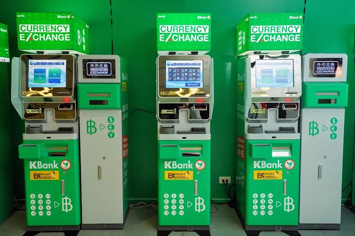 Банки Касикорн и Крунгтай закрыли все свои пункты обмена валют в Таиланде