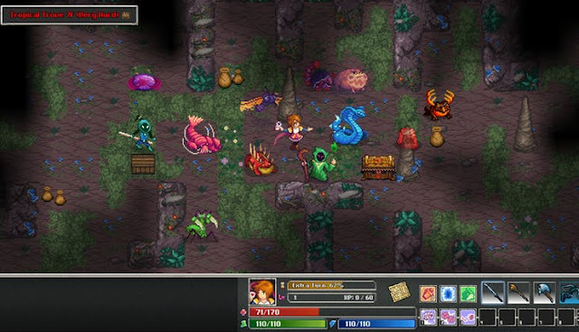 Tangledeep Free Download PC Game Cracked in Direct Link and Torrent. Tangledeep – Enter the magical world of Tangledeep, a beautifully polished dungeon crawler inspired by classic 16-bit RPGs! Colorful characters, a unique job system, tons of….