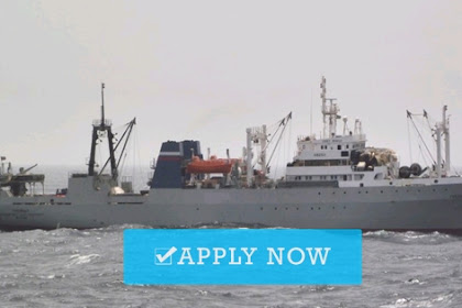Recruit Crew For Korean Fishing Vessel