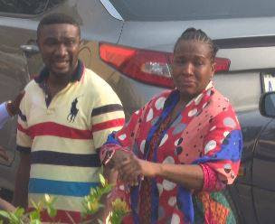 Photos: EFCC Arraigns Husband And Wife For $120 Million Fraud