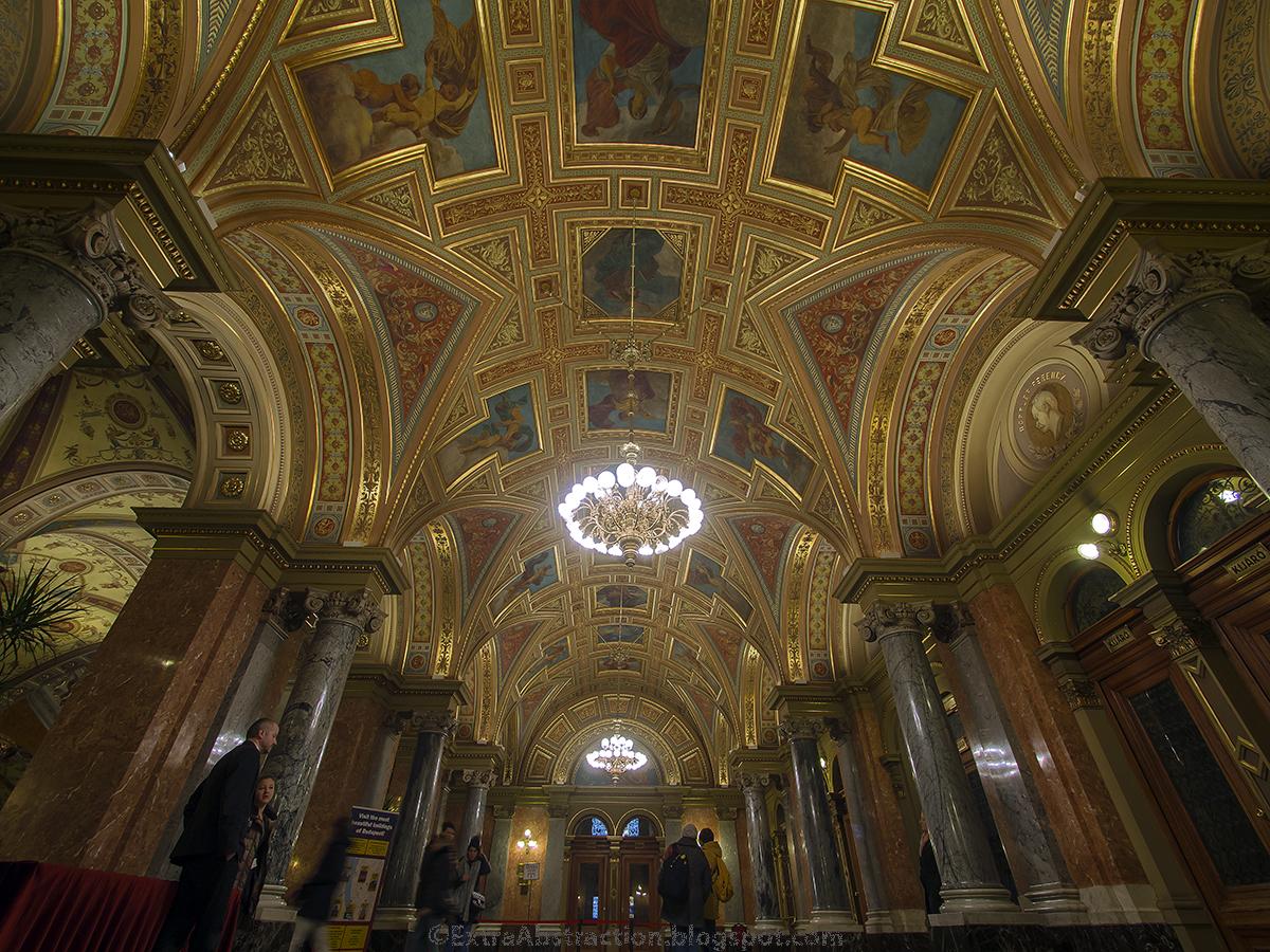 Opera House Foyer : Extra abstraction magyar Állami operaház