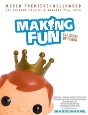 pelicula Fábrica de diversión: La historia de Funko