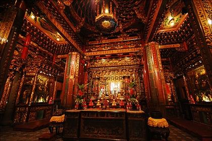 วัดหลงซาน (Longshan Temple) @ alido.com.tw