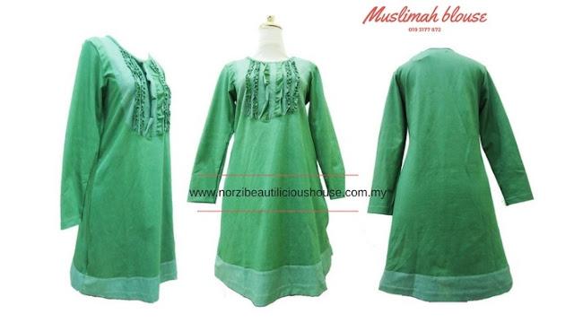 https://www.norzibeautilicioushouse.com.my/blouses jubah muslimah murah