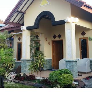 Homestay Kota Batu Malang - Penginapan Batu Malang