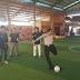 Tendangan Kapolres Tanjungpinang, Resmikan Ajang Turnamen Futsal Cup I IMKL 2018