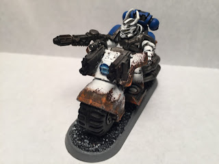 World Eaters Bikers