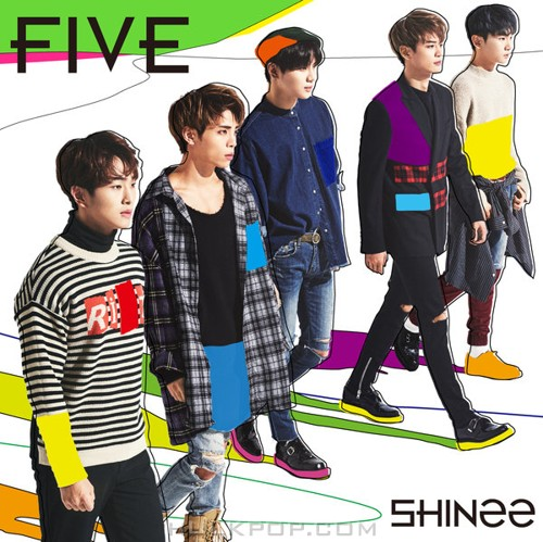 SHINee – Five (ITUNES PLUS AAC M4A)