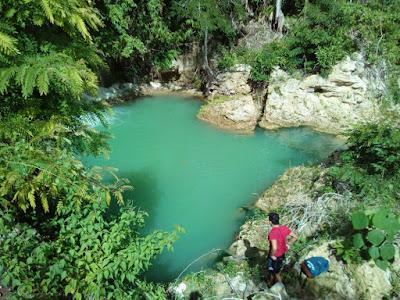 Lusno Falls - Ronda Cebu