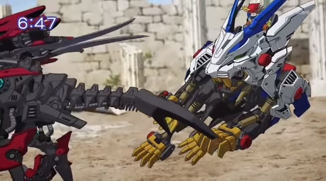 Zoids Wild Episode 04 Subtitle Indonesia
