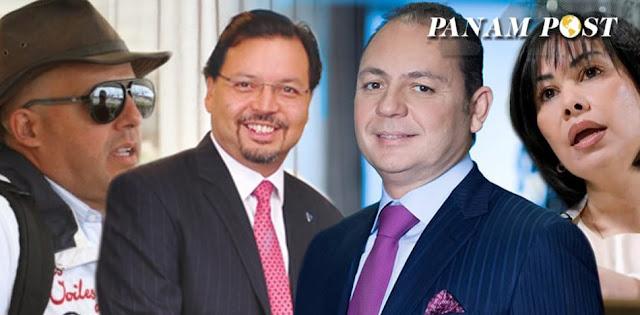 De multimillonarios a reos: los protagonistas del desfalco de Venezuela