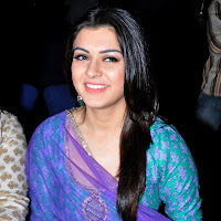 Hansika at ok ok launch in salwar kameez
